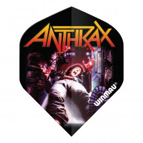 Anthrax Spreading Dart Flight