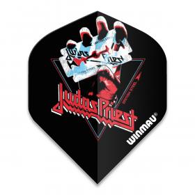 Judas Priest British Steel Dart Flight