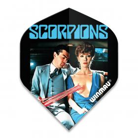 Scorpions Love Drive Dart Flight