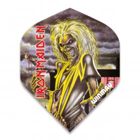 Iron Maiden Killers Dart Flight