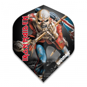 Iron Maiden Eddie Dart Flight